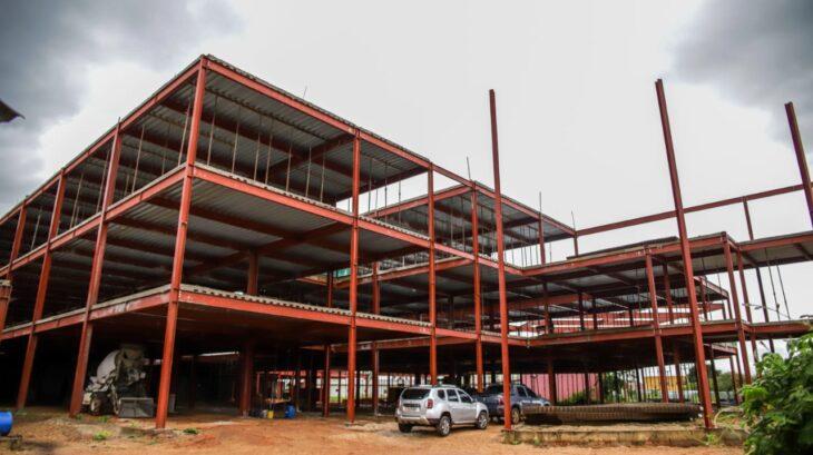 Novo hospital de Picos terá capacidade para atender 500 mil pessoas