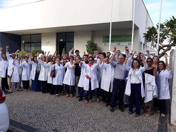 Médicos de Teresina paralisam atividades hoje e amanhã