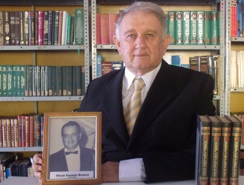 Morre aos 73 anos o ex-vereador de Campo Maior Deusdedit Castelo Branco