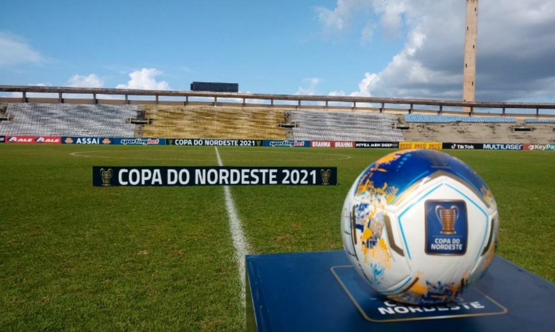 Ceará e Bahia se classificam e estão na final da Copa do Nordeste