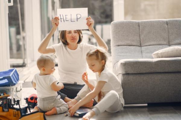 Dicas para Mães durante o ensino remoto