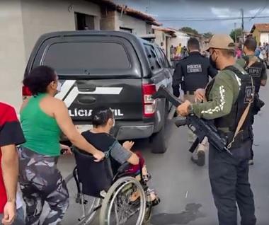 Jovem tetraplégico é preso por roubar mais de R$ 2 milhões pela internet