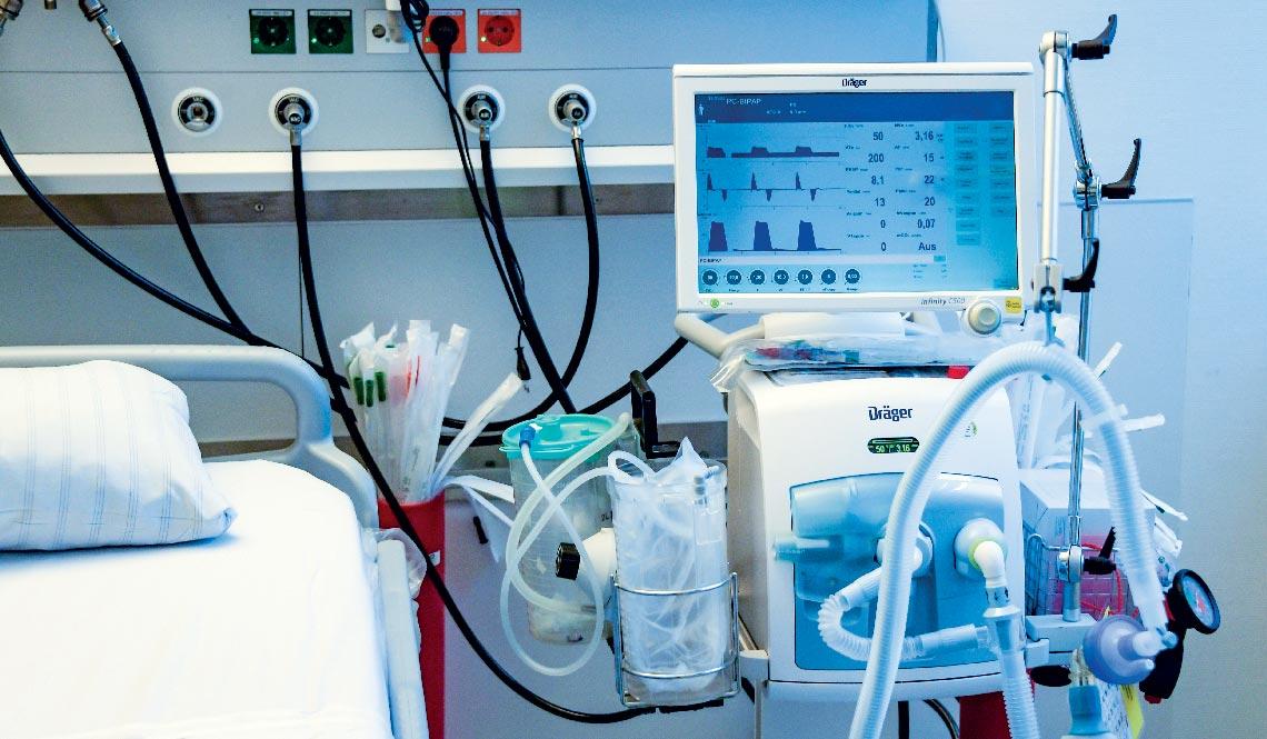 Teresina registra queda de 47% nas internações por síndrome respiratória aguda grave