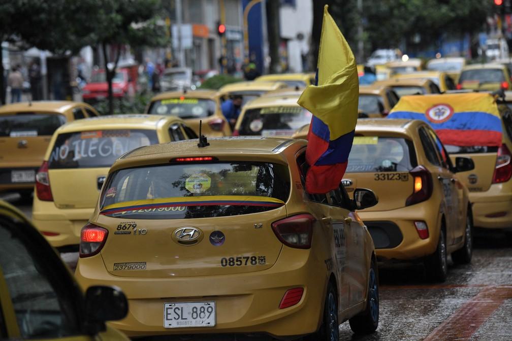 Violência em protestos na Colômbia deixa 19 mortos em 5 dias de manifestações