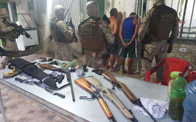 Polícia Civil prende suspeitos de matar policial militar em Teresina
