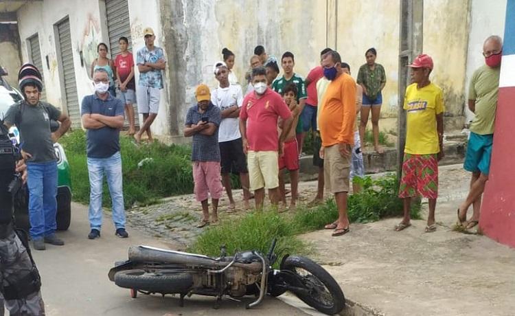 Suspeito de assaltos é morto com tiro na cabeça na zona Sul de Teresina