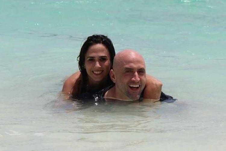 Tatá Werneck desmente morte de Paulo Gustavo;