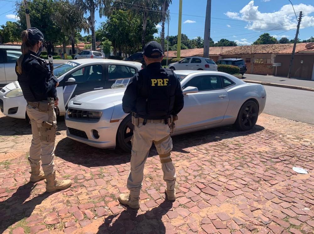 PRF prende empresário suspeito de homicídio e estelionato em Bom Jesus