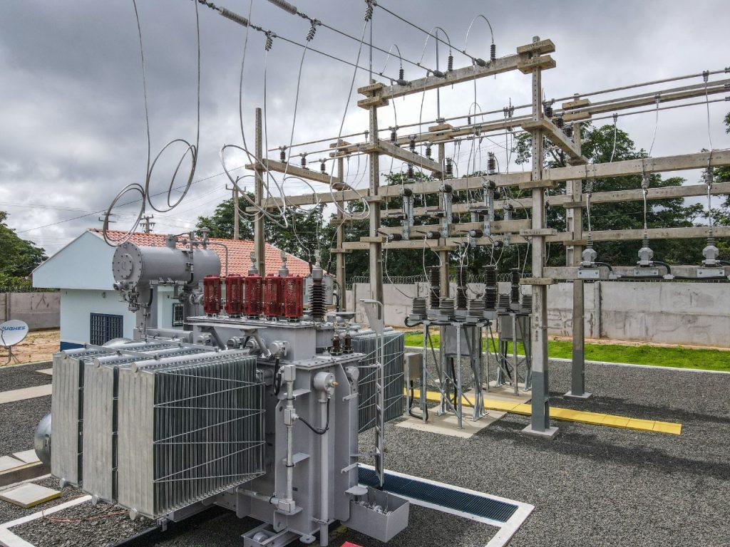Palmeirais ganha nova subestação de energia elétrica