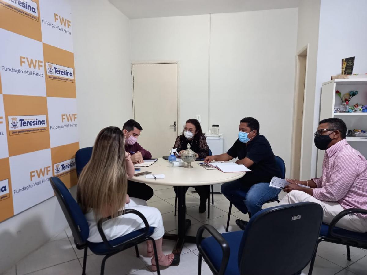 FWF e Semcaspi articulam parceria para realização de cursos