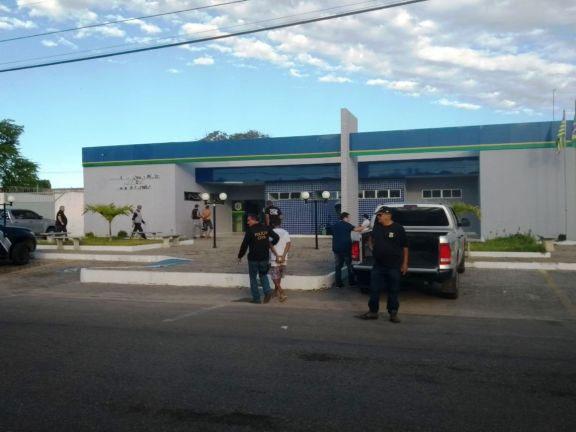 Operação da Polícia Civil cumpre sete mandados em Parnaíba e Ilha Grande