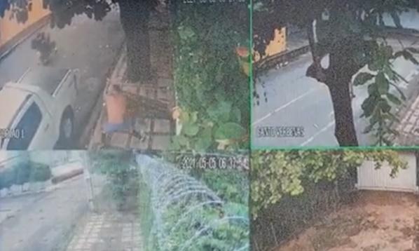 Delegado troca tiros com criminosos na porta de casa na zona Leste de Teresina