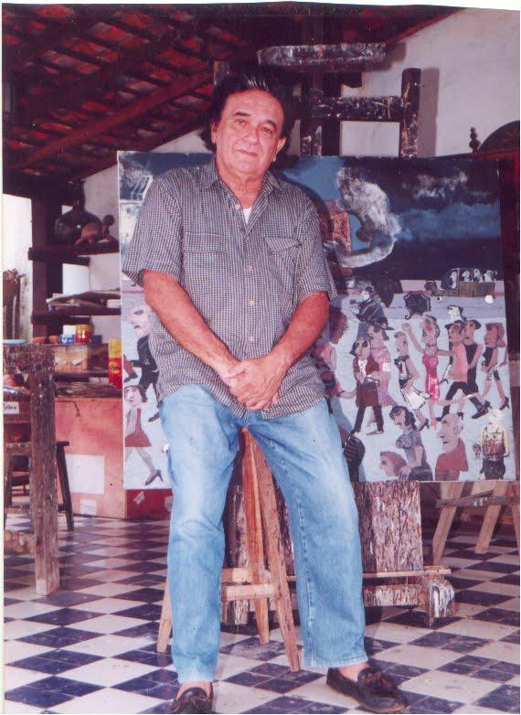 Afrânio Castelo Branco, um dos maiores artistas do Piauí