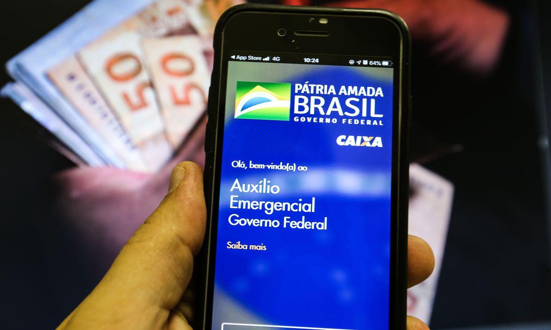 Segunda parcela do auxílio emergencial começa a ser paga no domingo