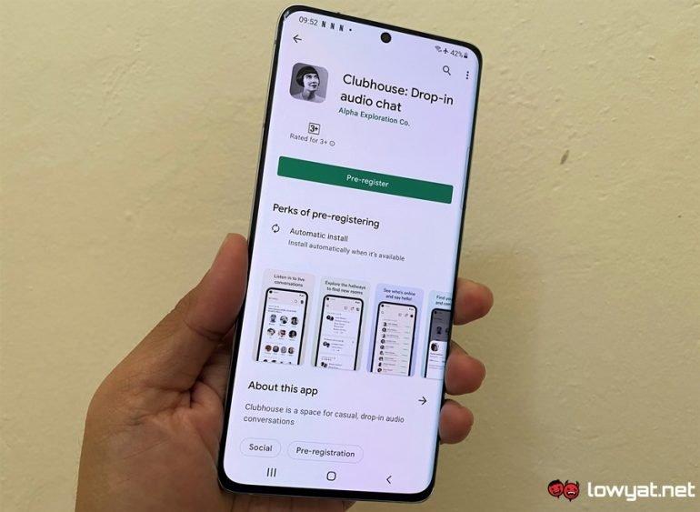 Clubhouse é lançado oficialmente para smartphones Android, mas exige convite