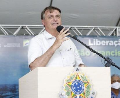 Presidente Bolsonaro confirma presença em inauguração de ponte no Piauí