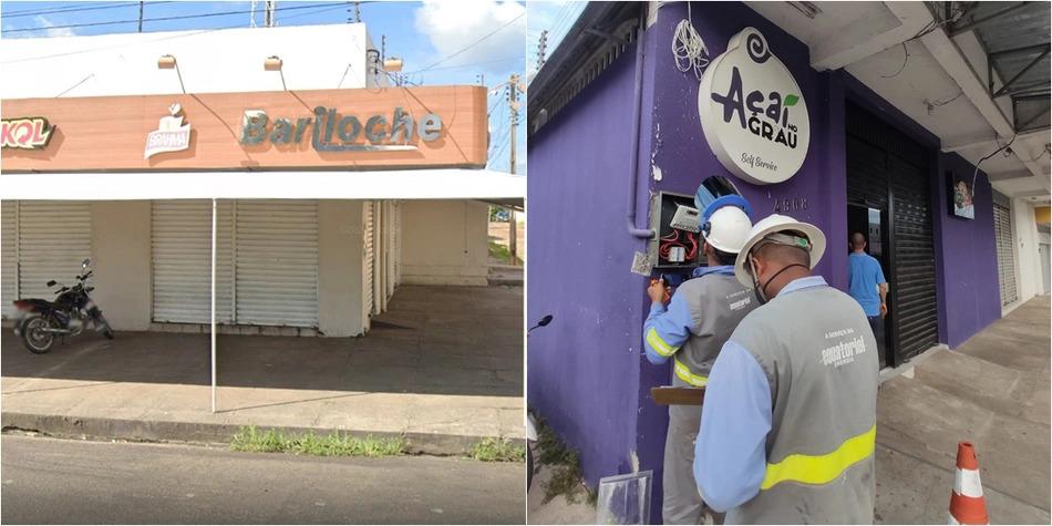 Empresários são presos por furto de energia na zona Norte de Teresina