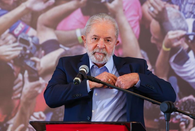 Lula lidera corrida eleitoral e vence em cenários de segundo turno, indica Datafolha