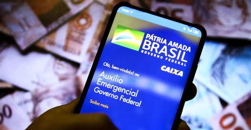 Governo Federal antecipa segunda parcela do auxílio emergencial