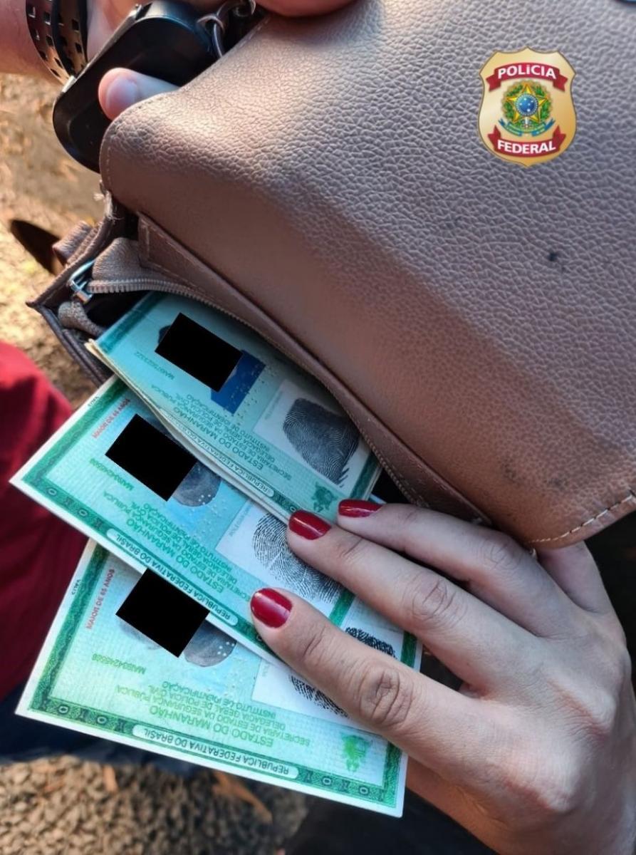 Sete pessoas são presas por sacar aposentadorias com documentos falsos