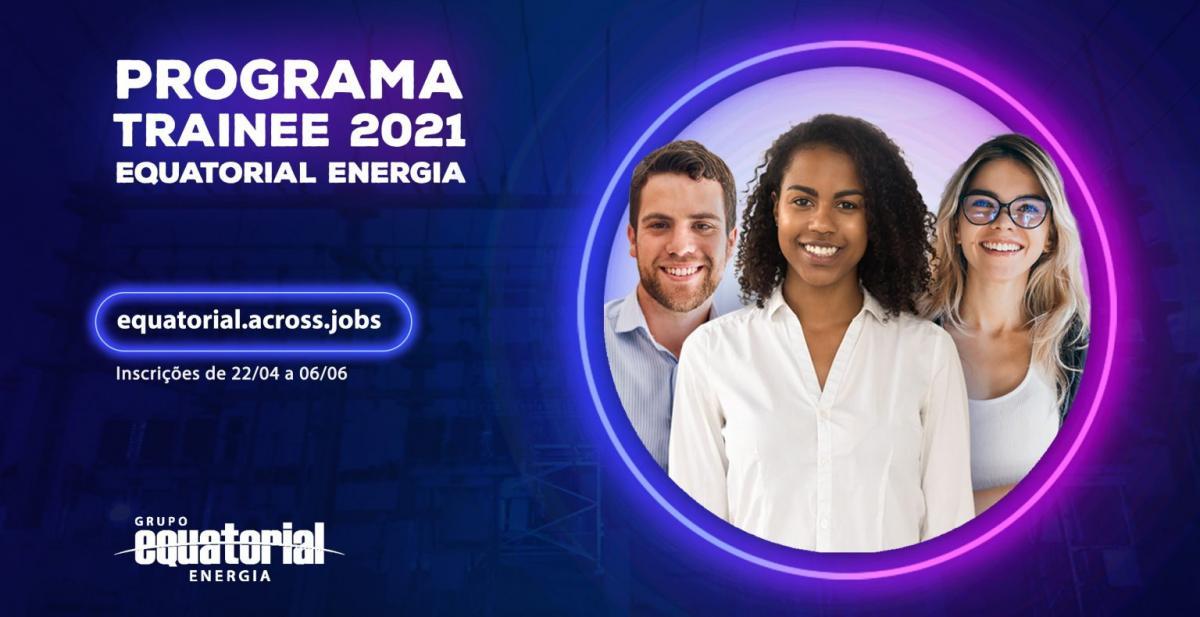 Equatorial Piauí abre inscrições para o programa Trainee 2021
