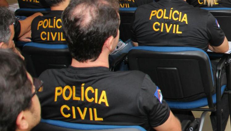 Operação prende suspeitos em fraude de concurso da Polícia Civil