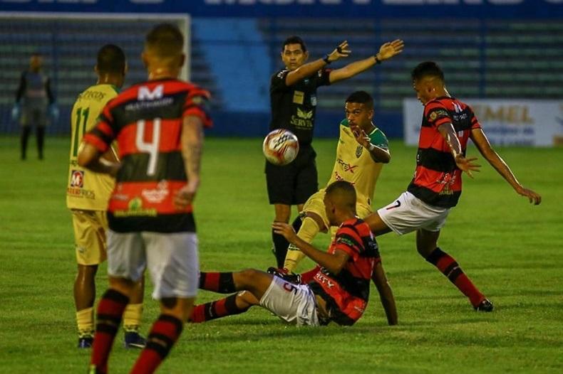 4 de Julho vira sobre o Flamengo e conquista vaga na série D do brasileiro