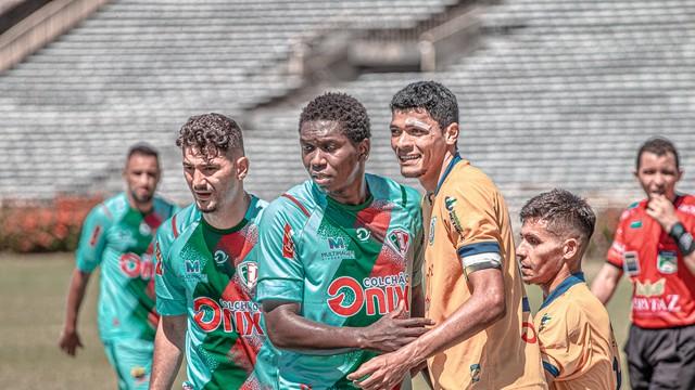 Tiradentes vence o Fluminense por 1 a 0, mas termina o campeonato rebaixado