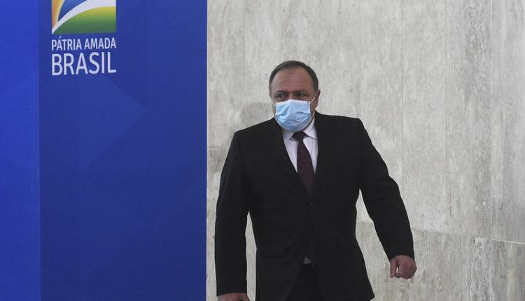 Ex-ministro da Saúde, Eduardo Pazuello presta depoimento à CPI da Covid