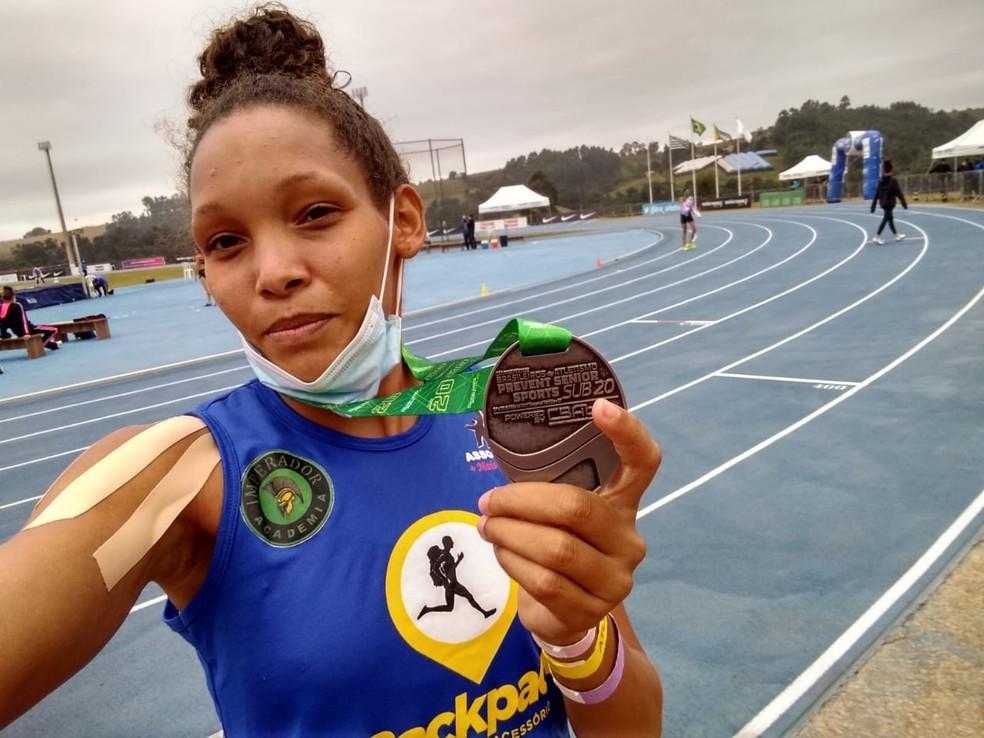 Piauienses conquistam medalhas no brasileiro de Atletismo