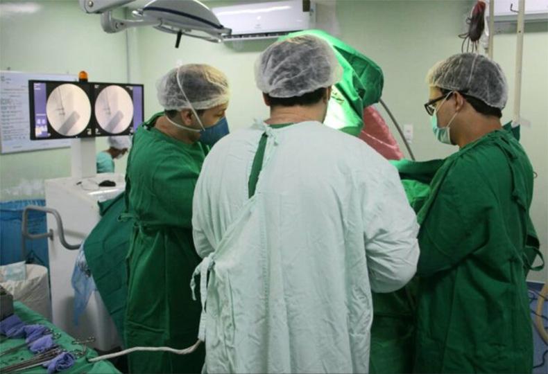 HGV realiza 3ª cirurgia cardíaca e mais um mutirão neste sábado (29)