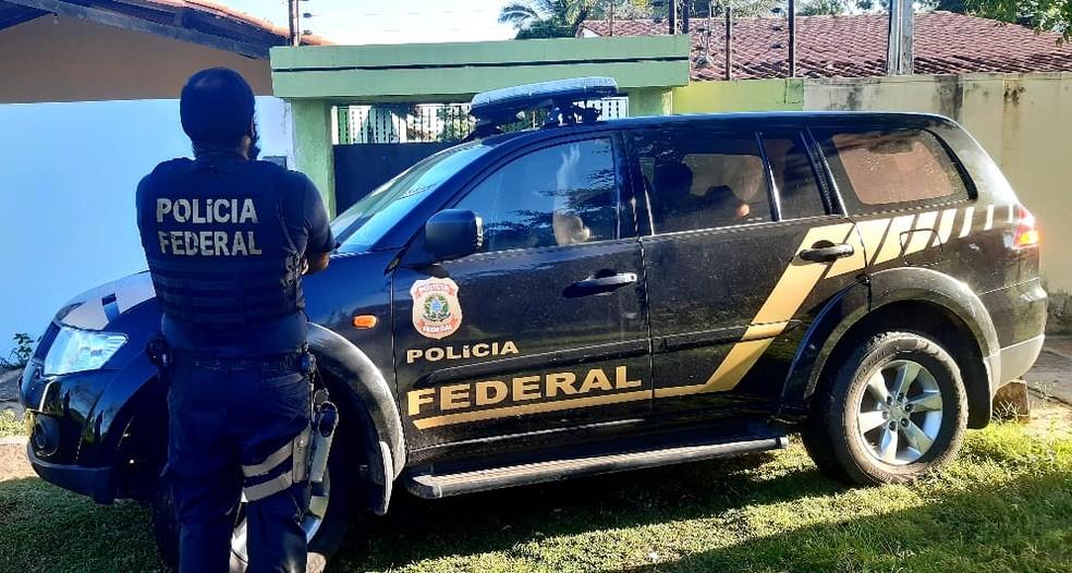 Polícia Federal prende suspeito de tráfico com supermaconha no Piauí