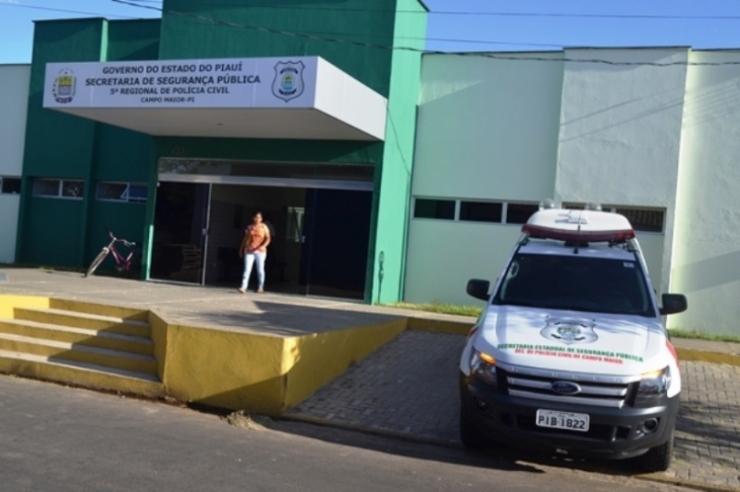 Polícia prende casal na cidade de Campo Maior