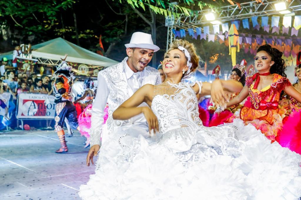 Cidade Junina premia quadrilheiros em I Concurso Estadual de Casais Juninos Do Piauí