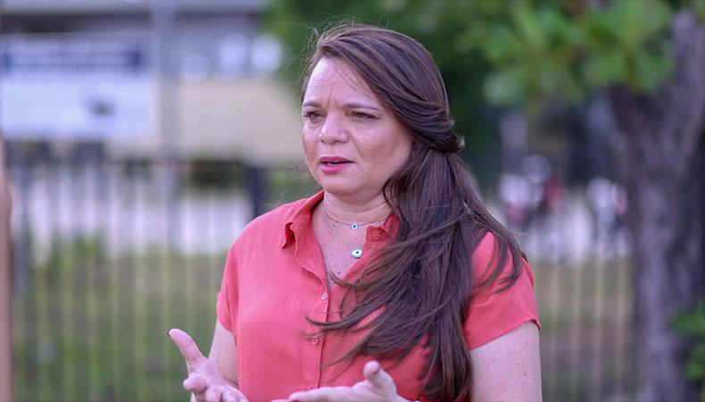 Professora de redação Patrícia Lima morre vítima de covid-19 em Teresina
