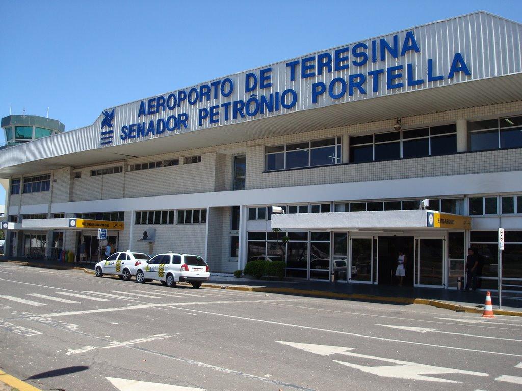 Aeroporto de Teresina terá rota de voos para Fortaleza