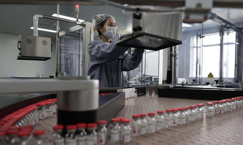 China desenvolve nova vacina contra covid-19 por inalação