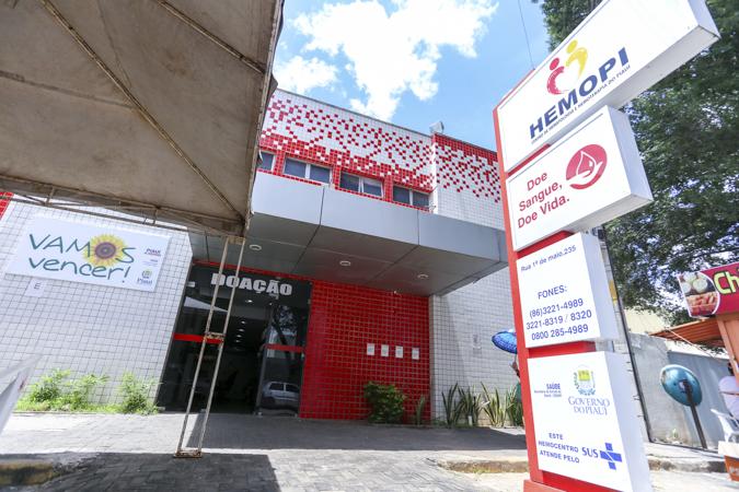 Junho Vermelho terá várias ações do Hemopi para incentivar a doação de sangue