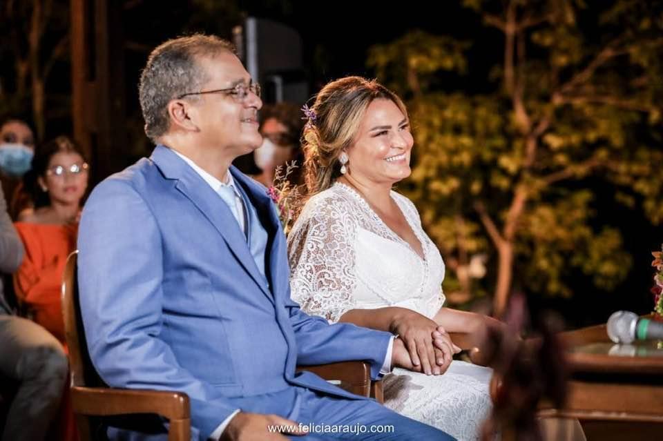 A Força da Notícia: 25 Anos de casados – Bodas de Prata de Marcus Cesar e Dorys Mirian