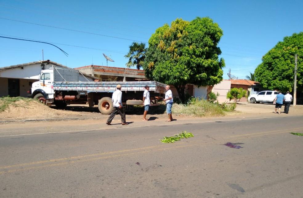 Pai e filho morrem vítimas de acidente de trânsito em Picos
