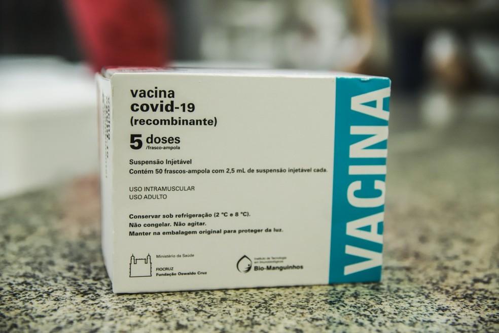 Piauí inicia distribuição de vacinas para imunização da população de 18 a 59 anos