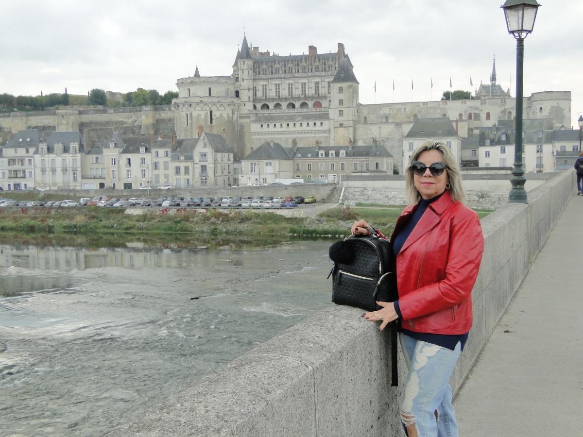 A Força da Notícia: Viajando pelo Mundo – Vale do Loire, França