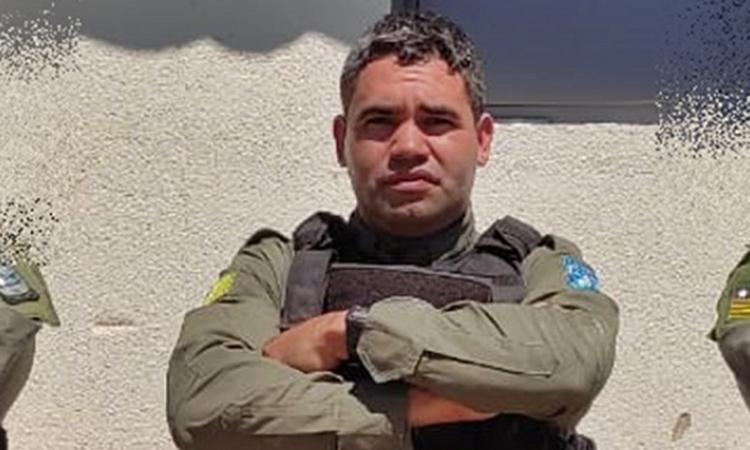 Tenente da Polícia Militar fica gravemente ferido em acidente na BR-407