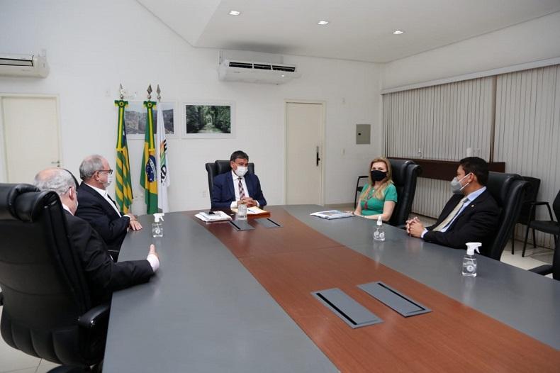 Wellington Dias escolhe Cleandro Alves Moura como novo Procurador-Geral de Justiça