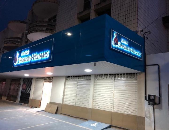 Sherwin-Williams inaugura nova loja na zona sul de Teresina