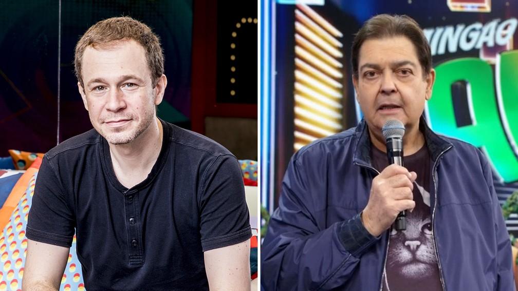 Tiago Leifert substitui Faustão nas tardes de domingo da Globo até estreia de Luciano Huck