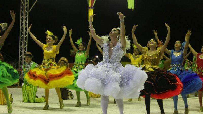 Teresina e Barras se destacam no terceiro dia do Concurso de Quadrilhas