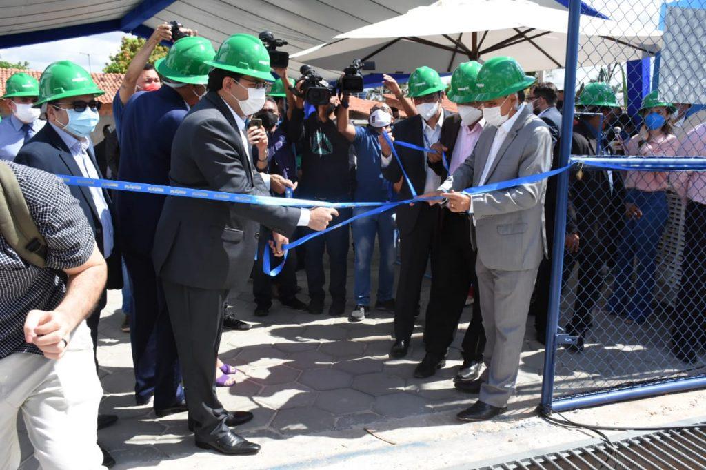 Equatorial inaugura subestação Ininga e novo Call Center em Teresina
