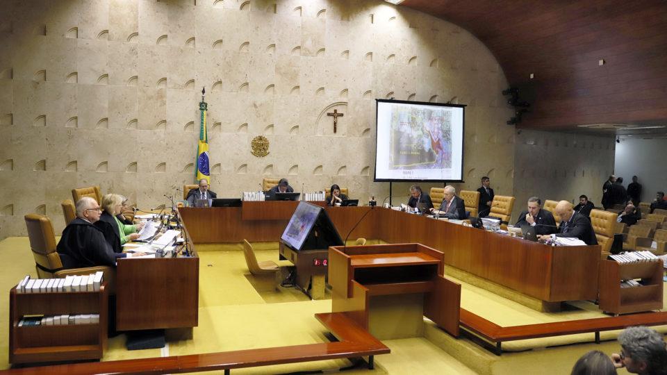 STF forma maioria contra convocação de governadores pela CPI da Covid