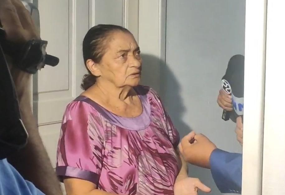 Mãe de Izadora Mourão, Maria Nerci assume autoria do assassinato da filha